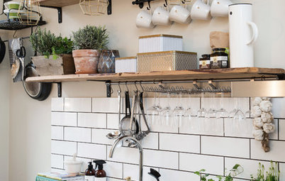 Add 10 Fresh Kitchen Storage Solutions Without Renovating