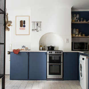 Nordic Blue Kitchen Refresh