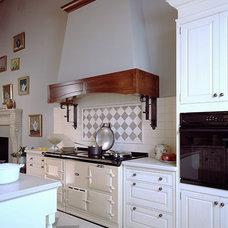 Traditional Kitchen by KB Associates- Pamela Baird, CKD, Allied ASID