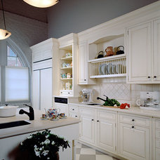 Traditional Kitchen by KB Associates- Pamela Baird, CKD, Allied ASID