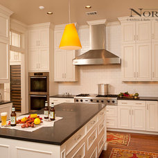 Traditional Kitchen by Nordic Kitchens and Baths