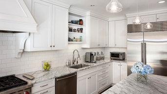 Nordic White Kitchen
