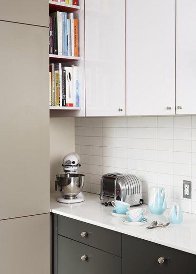 Модернизм Кухня by John Lum Architecture, Inc. AIA