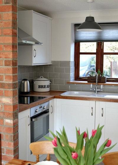 Country Kitchen by Dear Designer's Blog
