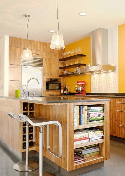 Moderne Cuisine by Chris Pardo Design - Elemental Architecture