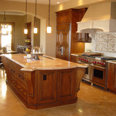 Traditional Kitchen by Wood Classics, Inc.