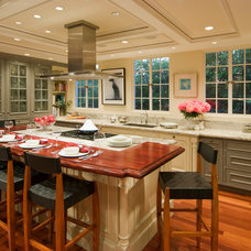 Traditional Kitchen by Studio Becker- Bespoke Cabinetry and Millwork