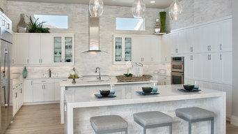 Norris / PGI Homes 'Casa Vidrio' Model
