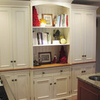 Harding Family Home - Traditional - Kitchen - New York - by Fun House Furnishings & Design