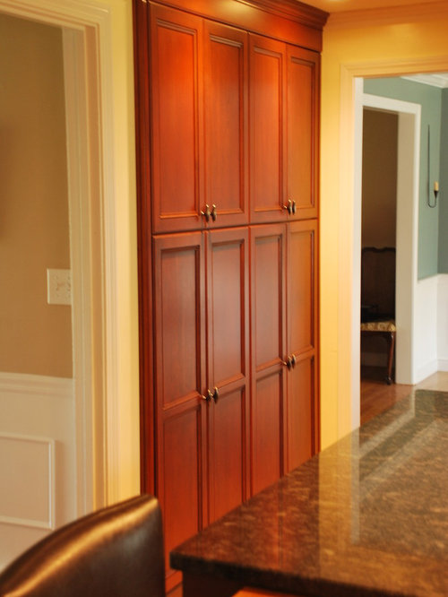 Shallow Pantry Cabinets Houzz
