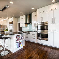 Contemporary Kitchen by Gravitas, Inc.