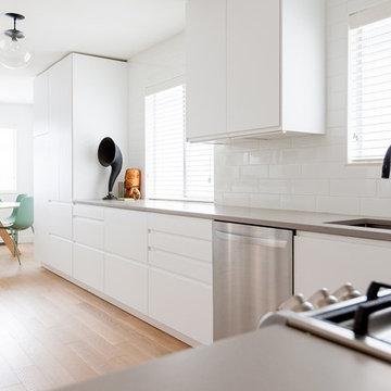 North Burnaby Residence - Kitchen
