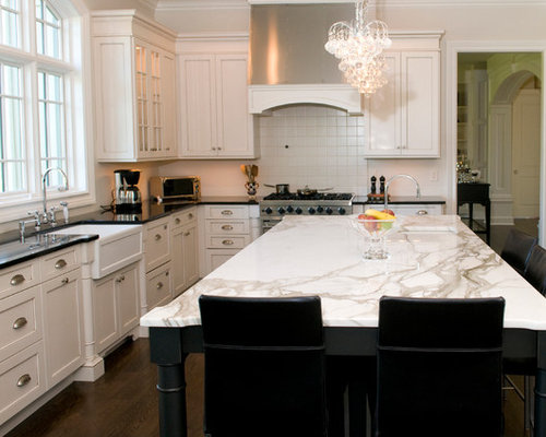 Best Calcutta Gold Marble Design Ideas Amp Remodel Pictures