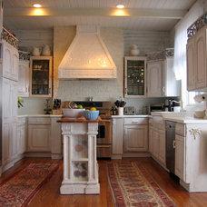 Contemporary Kitchen by Greeson & Fast Design