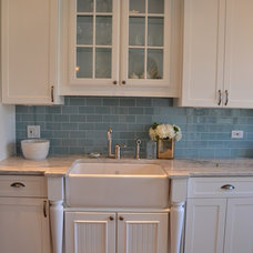 Traditional Kitchen by Louise Johnston Design