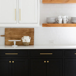 75 Beautiful Modern Black Kitchen Pictures Ideas September 2020 Houzz