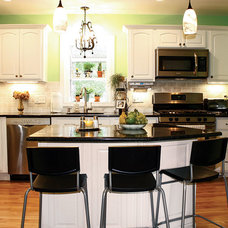 Traditional Kitchen by Southcoast Kitchen Designs