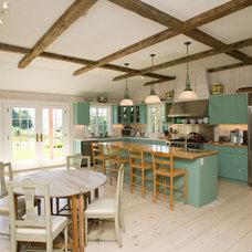 Farmhouse Kitchen by Vital Habitats