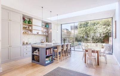 La maison idéale d'Edda, créatrice du blog Un déjeuner de soleil
