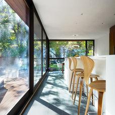 Contemporary Kitchen by Altius Architecture, Inc.