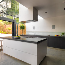 Contemporary Kitchen by Simply Italian