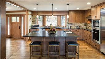 North Oaks - Craftsman Main Floor Remodel
