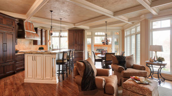North Oaks - Traditional Kitchen, Laundry, Master Suite Remodel