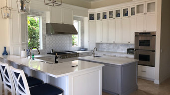 North Palm Beach Transitional NAC kitchen