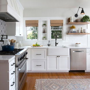North Park Farmhouse Kitchen