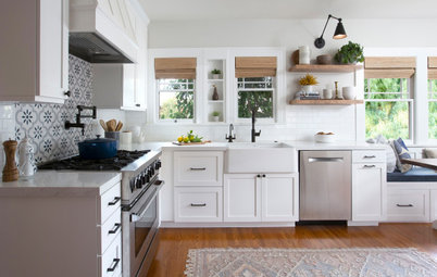 Kitchen of the Week: Family-Friendly With Modern Farmhouse Style