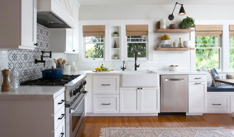 Popular Layouts for Remodeled Kitchens Now