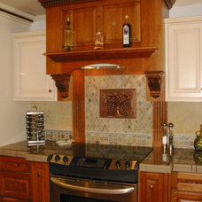 Traditional Kitchen by Wyland Interior Design Center