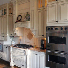 Traditional Kitchen by Cabinet Connection of NC