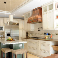 Contemporary Kitchen by INTEGRITY DESIGN STUDIO, LLC