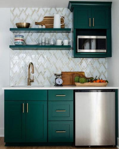 Неоклассика Кухня by Kimberlee Marie Interiors