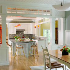 Traditional Kitchen by Howell Custom Building Group