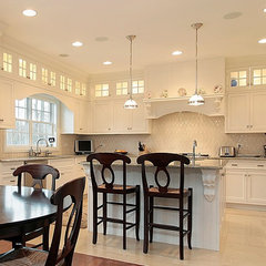 traditional kitchen by ADS Design