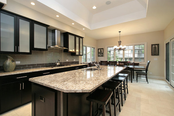 Contemporary Kitchen by ADS Design