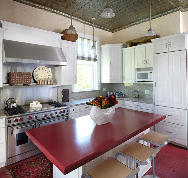 Traditional Kitchen by Buckingham Interiors + Design LTD