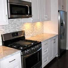 Traditional Kitchen by Battiston Homes Ltd