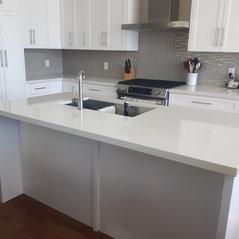 Cabinnova Kitchens Refacing and Countertops - White Rock, BC, CA