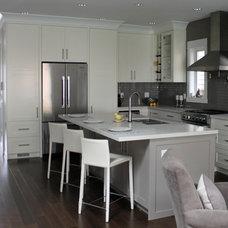 Contemporary Kitchen by McCabe DeSign & Interiors