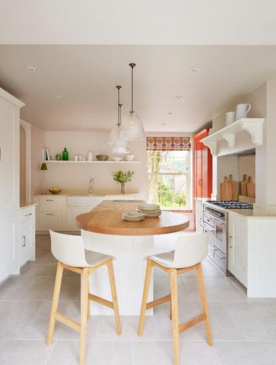 Klassisch modern Küche by Harvey Jones Kitchens