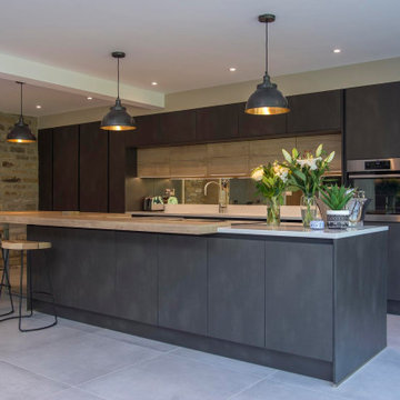 North Yorkshire Contemporary German Kitchen