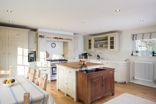 Farmhouse Kitchen by 24mm Photography