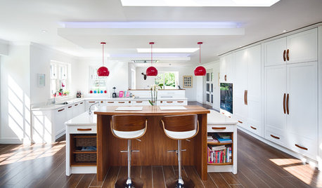 Kitchen Tour: A Modern Farmhouse Kitchen in a Roomy Extension