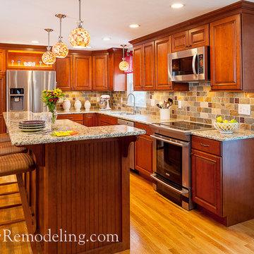 Northborough Kitchen Remodel