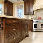 Rockwood Colonial Larchmont Traditional Kitchen New