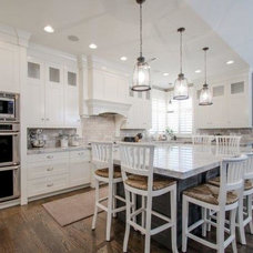 Craftsman Kitchen by R. T. Custom Cabinetry Inc.