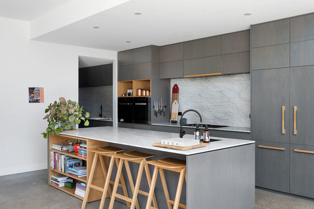 Contemporary Kitchen by Ardent Architects